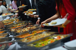 La China Poblana - Catering